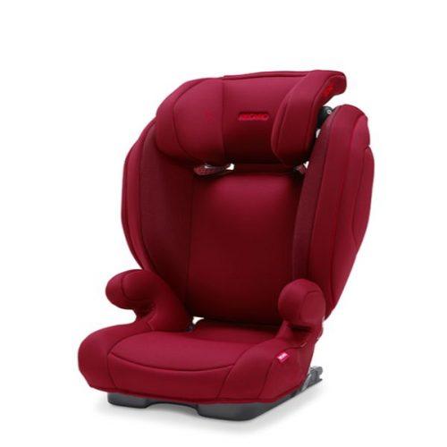 Fotelik samochodowy 15-36 kg Recaro Monza Nova 2 Seatfix kolor Select Garnet Red