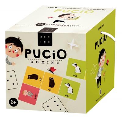 Domino dla dzieci 2+ Pucio