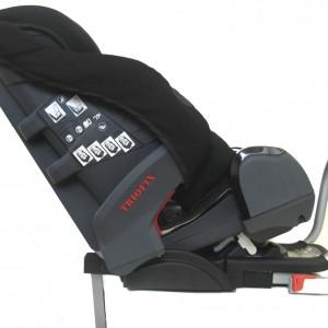 Klippan - fotelik 9-36 kg, Triofix Recline Comfort