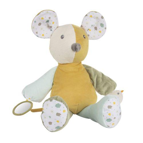Pluszowa przytulanka dla niemowląt z piszczkiem mause Canpol Babies