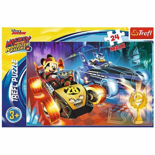 Trefl Puzzle maxi 24el. Disney Smak przygody