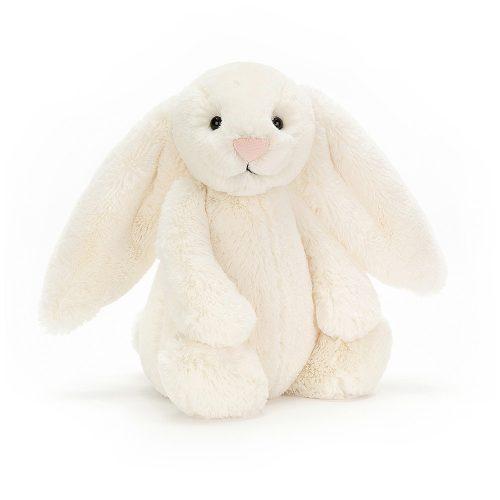 Maskotka pluszowa dla dziecka królik niebieski 31cm Jellycat