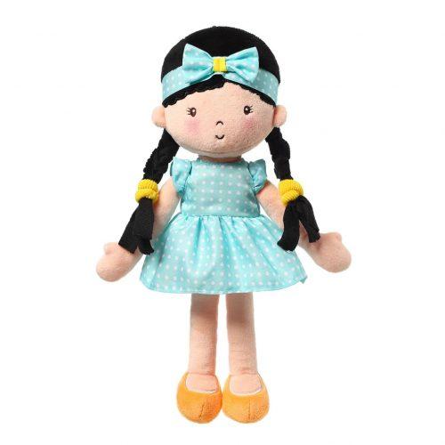 Lalka szmaciana przytulanka Zoe doll Babyono 30cm
