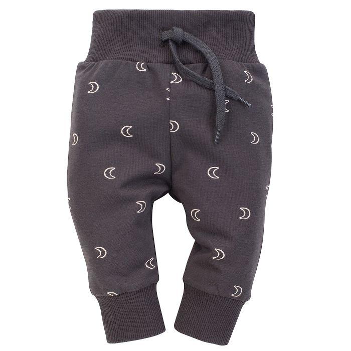 Pinokio leginsy spodnie dla dziecka Dreamer 92 grafit druk
