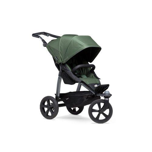 TFK Sport wózek spacerowy do joggingu koła komorowe kolor Zielony