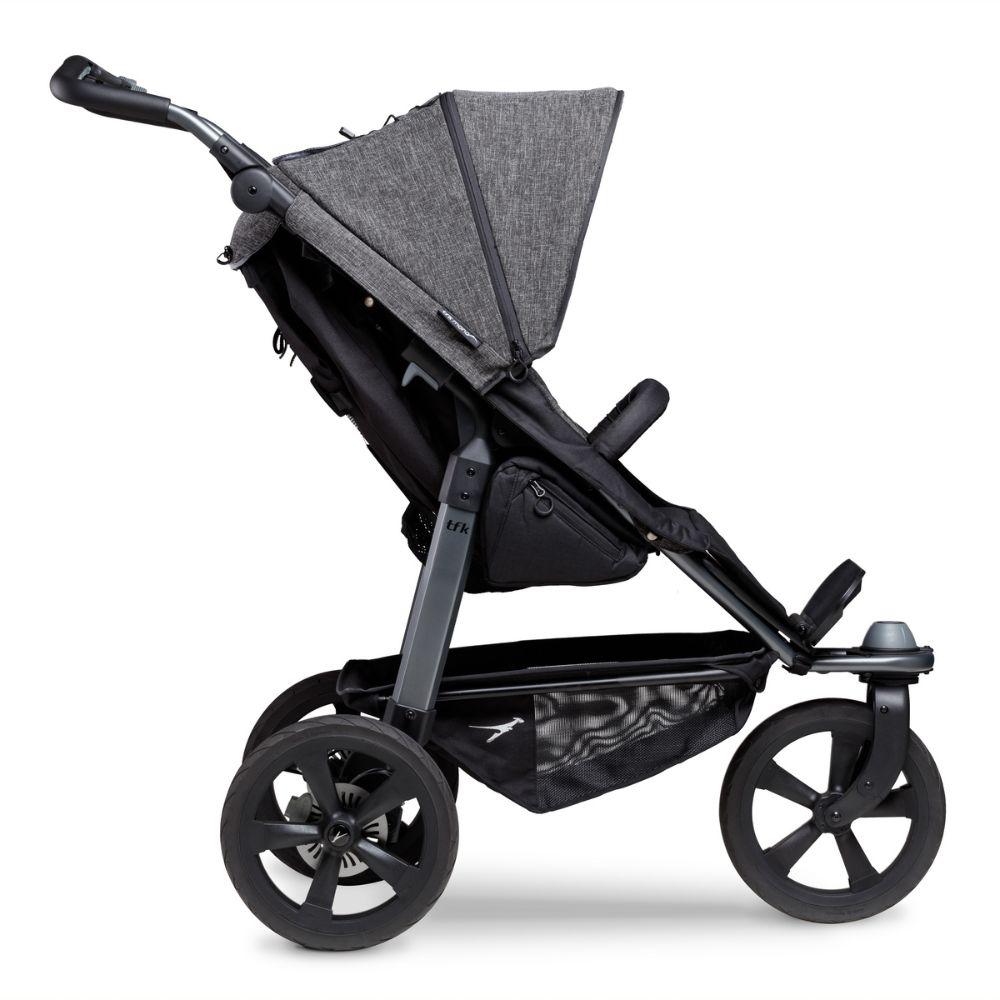 Wózek spacerowy TFK Sport koła komorowe kolor Antarcite Premium