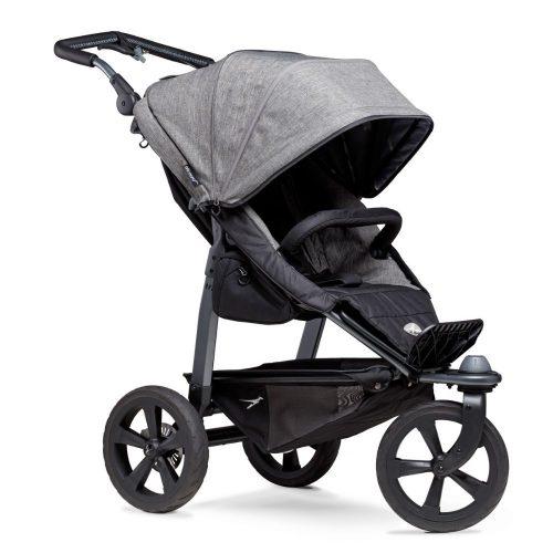 Wózek spacerowy TFK Sport koła komorowe kolor Szary Premium Premium