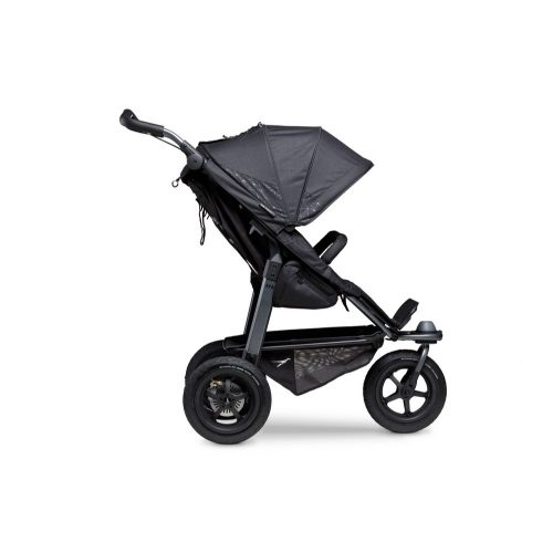 Sportowy wózek spacerowy TFK Sport na kołach pompowanych kolor Czarny
