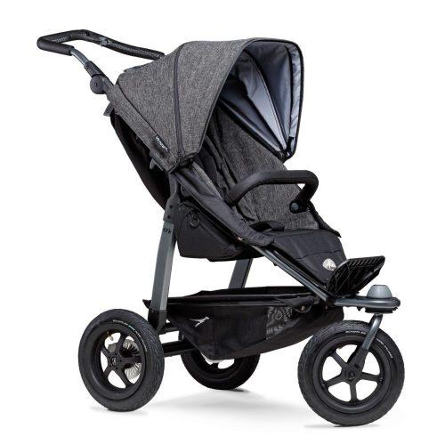 Wózek spacerowy na pompowanych kołach TFK Sport kolor Antracite Premium