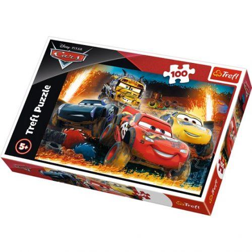 Trefl Puzzle 100el Ekstremalny Wyścig
