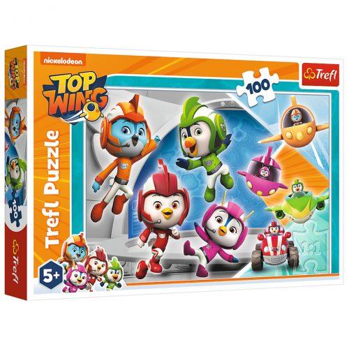 Trefl Puzzle 100el Top Wing