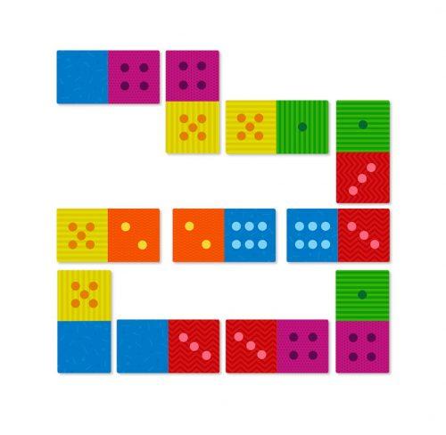 Domino dla dzieci klasyczne