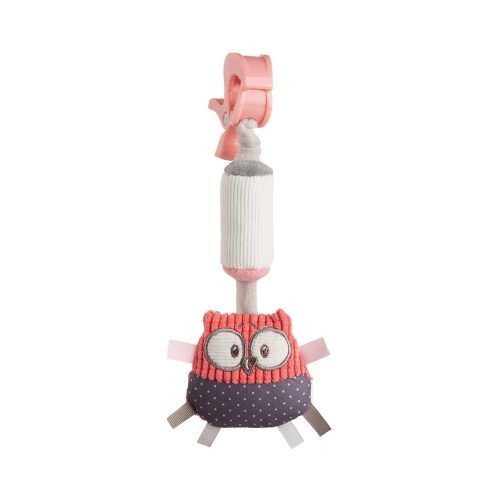 Dzwoneczek zabawka dla niemowląt Canpol Freinds coral