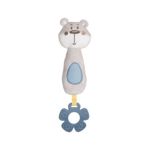 Piszczek zabawka dla niemowląt Canpol Friends szara