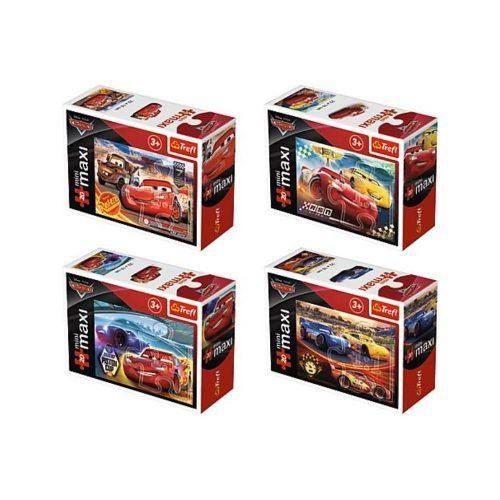 Trefl puzzle miniMaxi 20 Cars 3 Nowi zwycięzcy mix wzorów