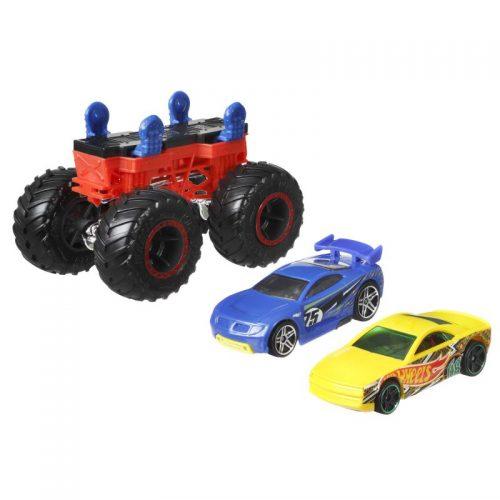 Hot wheels monster truck pojazd maker GWW14