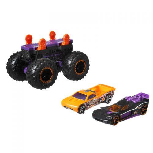 Hot wheels monster truck pojazd maker GWW16