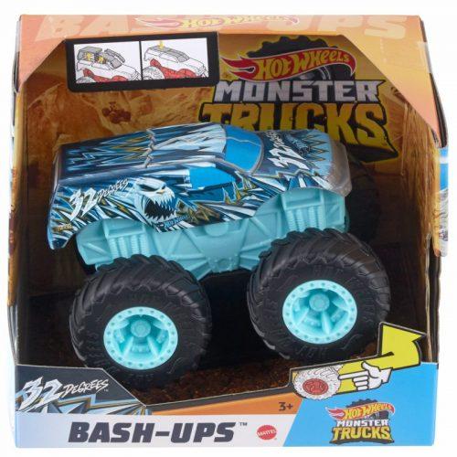 Hot Wheels Monster Truk pojazd z kraksą GDK33