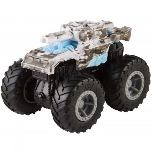 Hot Wheels Monster Truk pojazd z kraksą GDR86