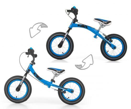 Rowerek biegowy, jeździk dla dzieci Young candy 12 cali Milly Mally