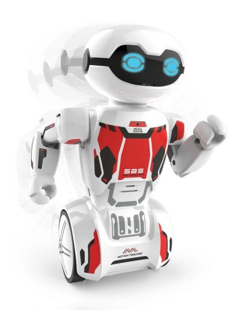 Silverlit Macrobot zdalnie sterowany pilot SBB045 czerwony