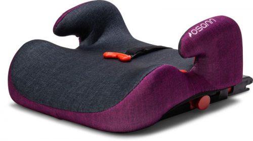 Podstawka pod pupę Osann Hula Isofix kolor Pixel Purple Melange