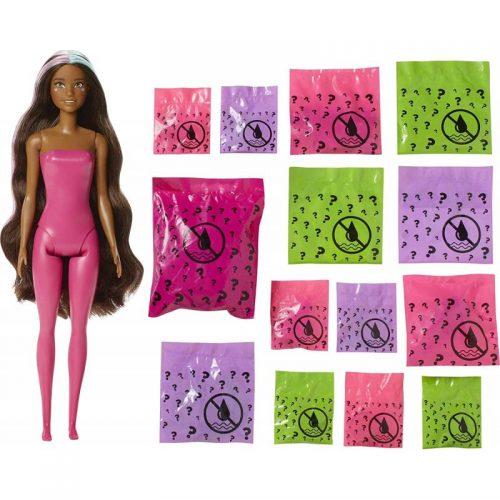 Zestaw Barbie color reveal fantazja gxv95 Barbie
