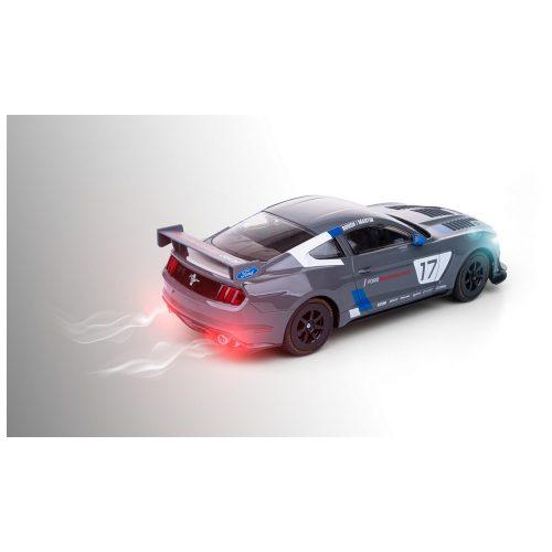 Auto zdlanie sterowane Flota miejska ford Mustang GT4 grey 8+ Dumel