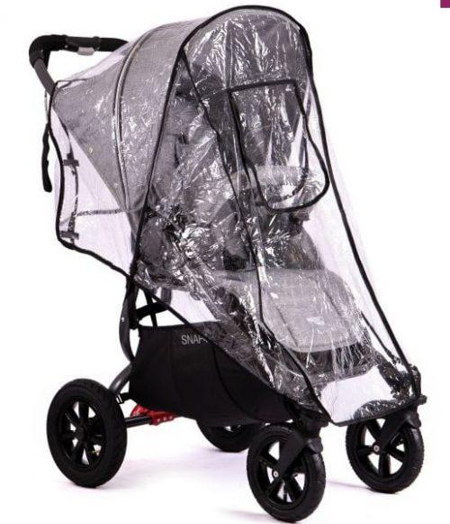 Valco Baby Folia przeciwdeszczowa na wózek spacerowy Valco Baby Snap