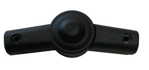 Łamaniec łamak regulacja rączki wózka 20 x 20mm