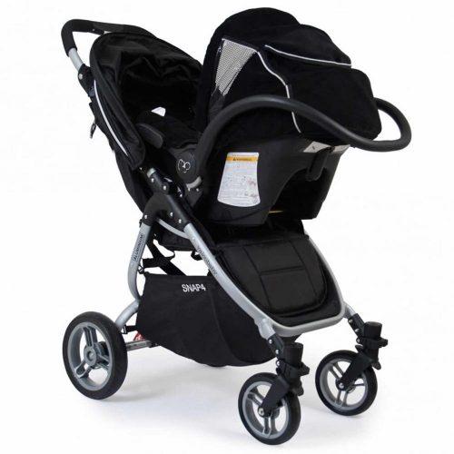 Adaptery do montażu fotelików samochodowy 0-13 kg na stelażu wózka Valco Baby Snap 4 / Snap 4 Sport