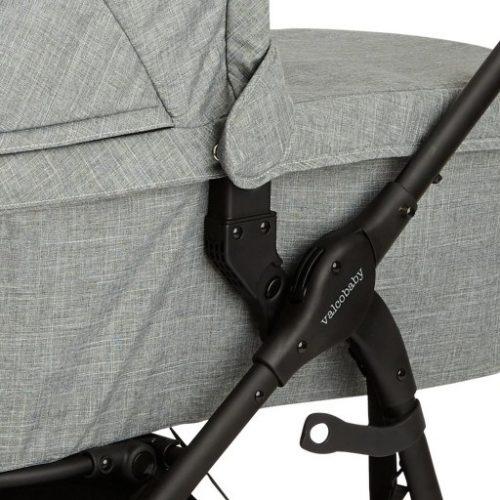 Adapter do montażu gondoli na ramie wózka Valco Baby Snap 4 / Duo Trend
