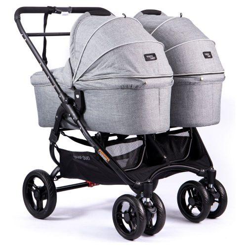 Valco Baby podwójna podpórka do zamontowania dwóch gondol na stelażu wózka Snap Duo