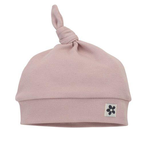 Pinokio czapka niemowlęca Happiness 56 róż