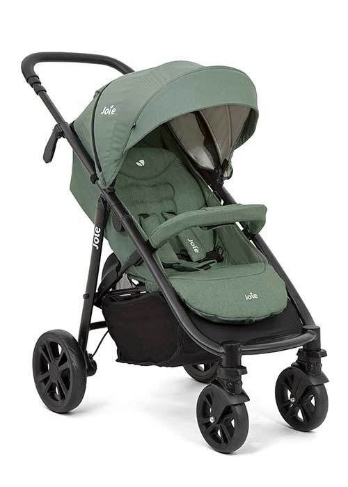 Joie Litetrax 4 DLX wózek spacerowy do 22 kg kolor Laurel
