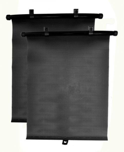 Roletka przesiwłoneczna czarna do auta roletka dla dziecka