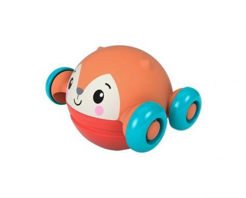 Jeżdżacy zwierzaczek skladaczek Fisher Price GTJ61 pomarańczowy