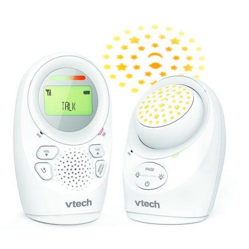 Cyfrowa niania elektroniczna Vtech DM1212 z lampka nocną