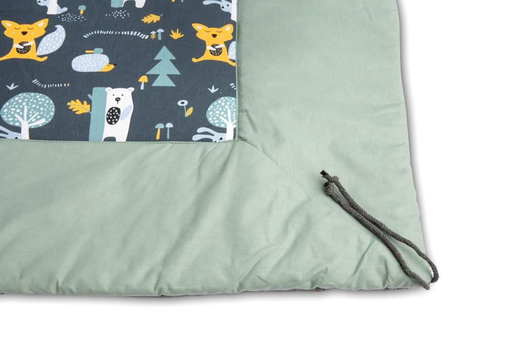 Namiot tipi dla dziecka kryjówka domek polana zielony