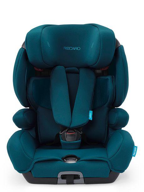 Fotelik samochodowy 9-36 kg Recaro Tian Elite Isofix kolor Select Night Black