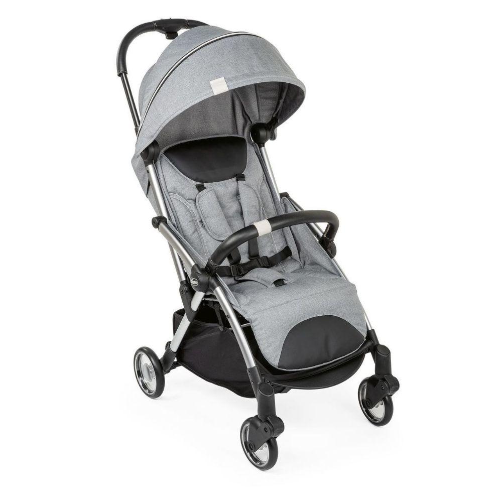 Wózek spacerowy Chicco Goody Plus do 22 kg kolor Cool Grey
