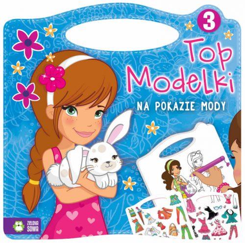 Top modelki na pokazie mody ubranka dla lalek  portfel gratis