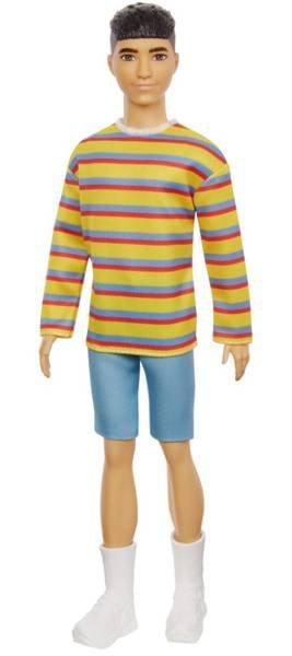 Barbie Ken stylowy lalka GRB91