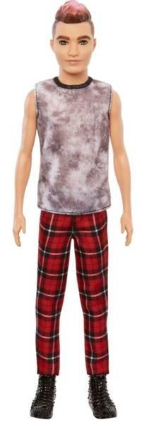 Barbie Ken stylowy lalka GVY29