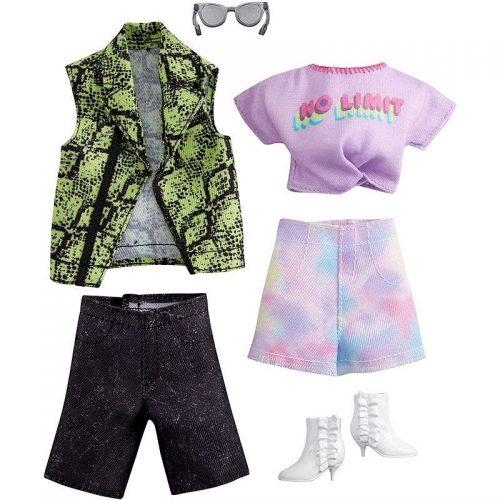 Ubranko dla Kena i Barbie 2pack GRC95 Barbie