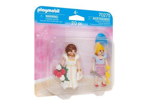 Playmobil figurki panna młoda i krawcowa 2pack 70275