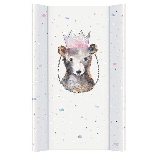 Przewijak nadstawka na łóżeczko długa 50x80 Watercolor world born princess Ceba