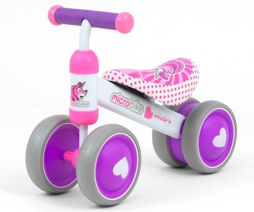 Pojazd odpychacz rowerek Micro Unicorn jednorożec Milly Mally