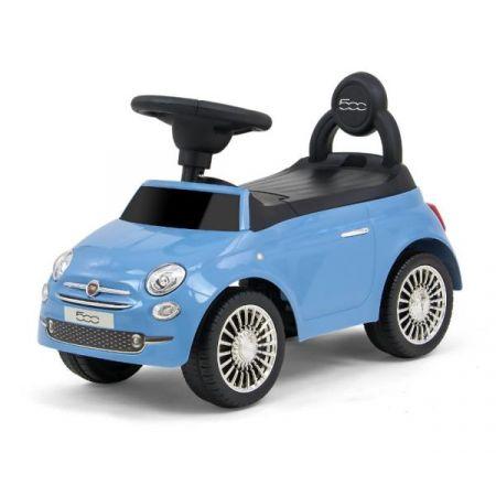Milly Mally jeździk pojazd dla dziecka Fiat 500 niebieski 18m+