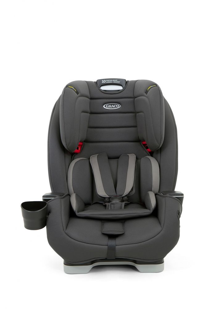 Graco Avolve isofix fotelik samochodowy 9-36 kg kolor Charcoal